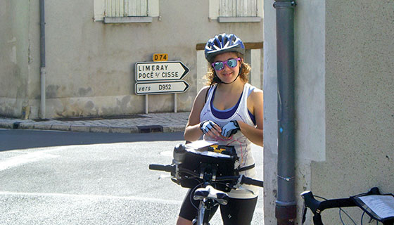 Loire Valley Family Breakaway Bike Tour